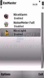 ExeMaster screenshot