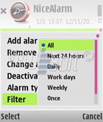 NiceAlarm screenshot4