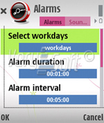 NiceAlarm screenshot5