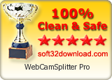 WebCamSplitter Pro at Soft32Download catalog.